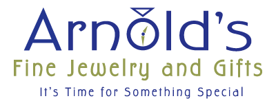 Arnold's Jewelry and Gifts logo